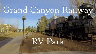 Grand Canyon Railway RV Park - Campground Review