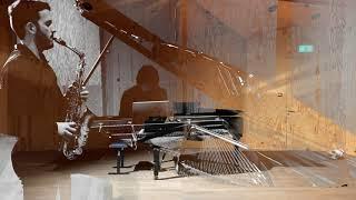 William Albright | Sonata for alto saxophone and piano, 2. La follia nuova, a lament for G. Cacioppo