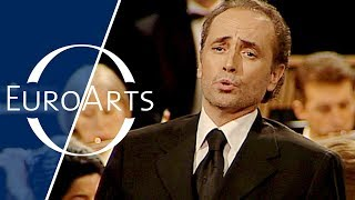 José Carreras - Midnight in Moscow (A la luz de luna azul, with the Vienna Symphony Orchestra)