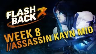 FLASHBACK // Assassin Kayn Mid (EU LCS Week 8) thumbnail