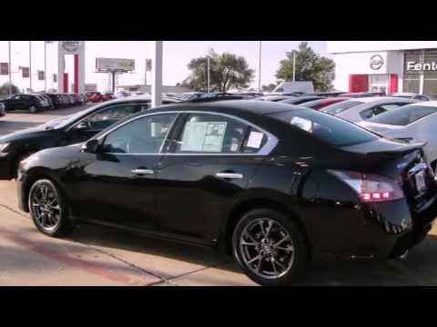Nissan Of Lawton >> 2012 Nissan Maxima Lawton OK - YouTube