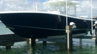 [UNAVAILABLE] Used 2013 Yellowfin 39 Center Console in Indian Creek, Florida