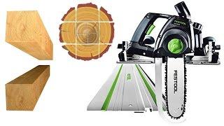 Festool UNIVERS SSU 200 цепная пила (прямой и косой рез бруса) выставка mitex 2013(, 2013-11-24T14:07:50.000Z)