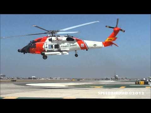 US Coast Guard Sikorsky HH-60 Jayhawk [CG-6041] Takeoff