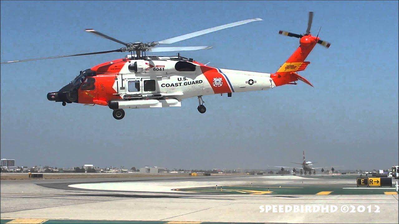 US Coast Guard Sikorsky HH-60 Jayhawk [CG-6041] Takeoff - YouTube on ah-64 apache, uh-72a, ch-53e super stallion, eurocopter ec 135, eurocopter ec145, united states coast guard, eurocopter ec 155, agustawestland aw139, bell eagle eye, lockheed hc-130, sikorsky s-76, eurocopter x3, sikorsky hh-60 jayhawk, eurocopter dauphin, hh-60 pave hawk, agusta a109, kc-135 stratotanker, ch-47 chinook, uh-1 iroquois,