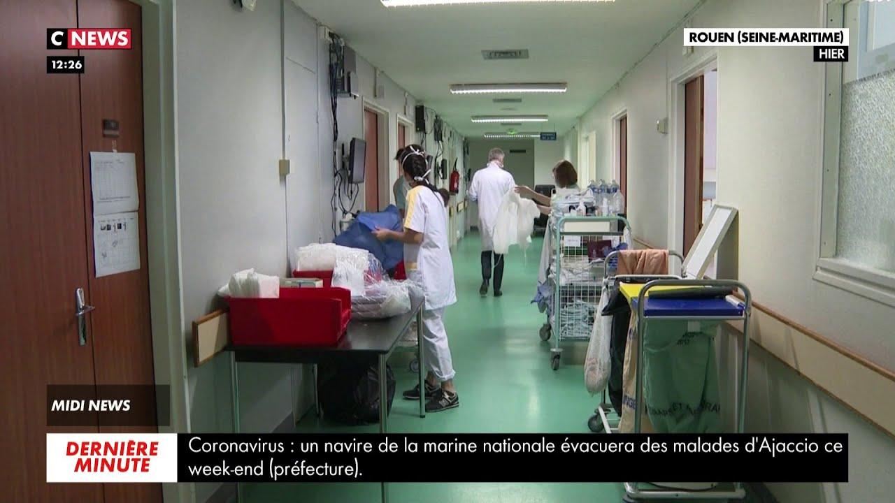 Coronavirus : les hôpitaux se préparent à la vague