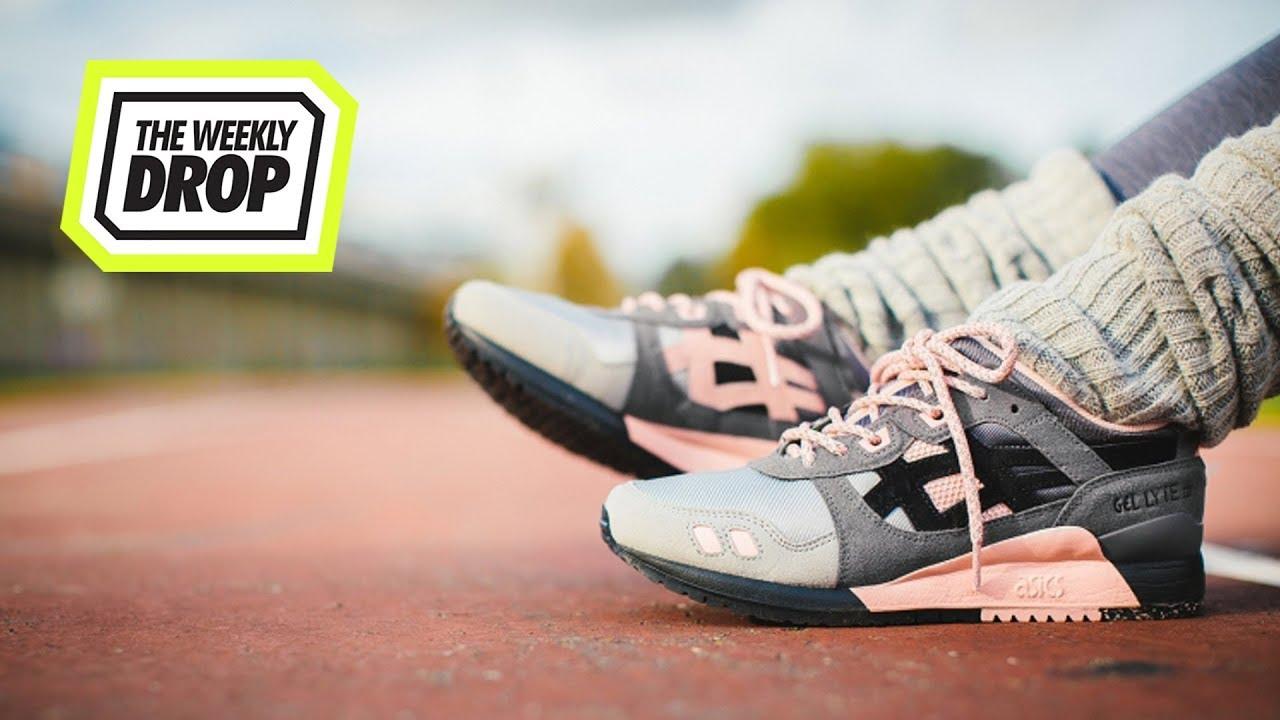 chaussures de sport bec44 f12ee WOEI x ASICS Gel Lyte 3 'Vintage Nylon' Australian Release Info: The Weekly  Drop | Complex AU