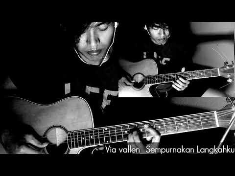 Gitar Ost cinta Asyifa MNCTV .via Vallen _ sempurnakan langkahku