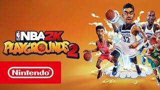 NBA 2K Playgrounds 2 - Launch Trailer (Nintendo Switch)