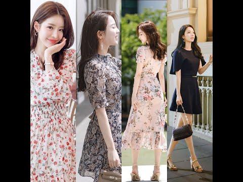 51 Kiểu Đầm Đẹp Nhất 2018 - 2019