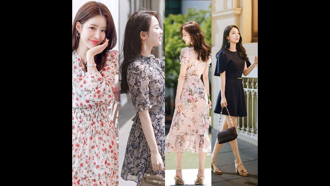 51 Kiểu Đầm Đẹp nhất 2020 – 2021