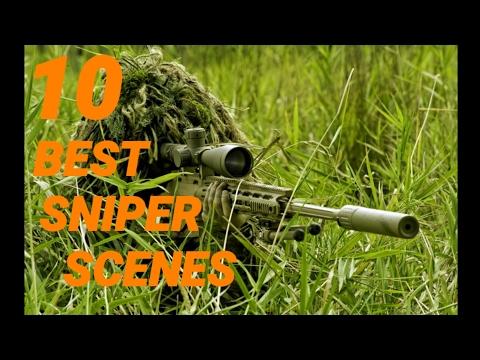 TOP TEN Movie Sniper scenes
