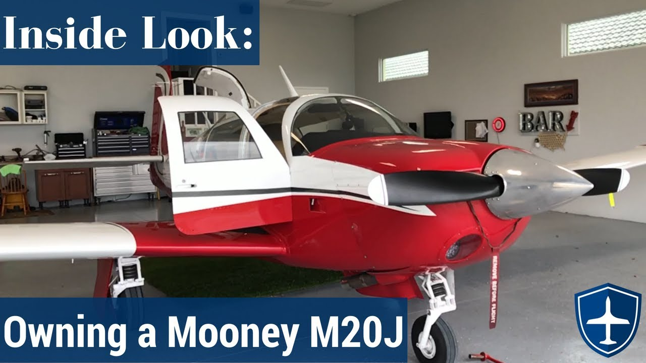 Inside Look: Owning a Mooney M20 + More | The Prebuy Guys