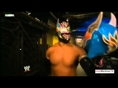 Fake Sin Cara (Negro) Unmasked The Real...
