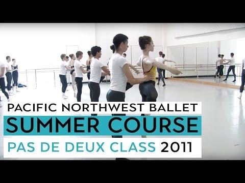 PNB's Summer Course 2011-Level VII Pas de Deux