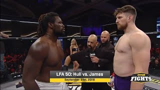 Fight of the Week: Hull vs. James