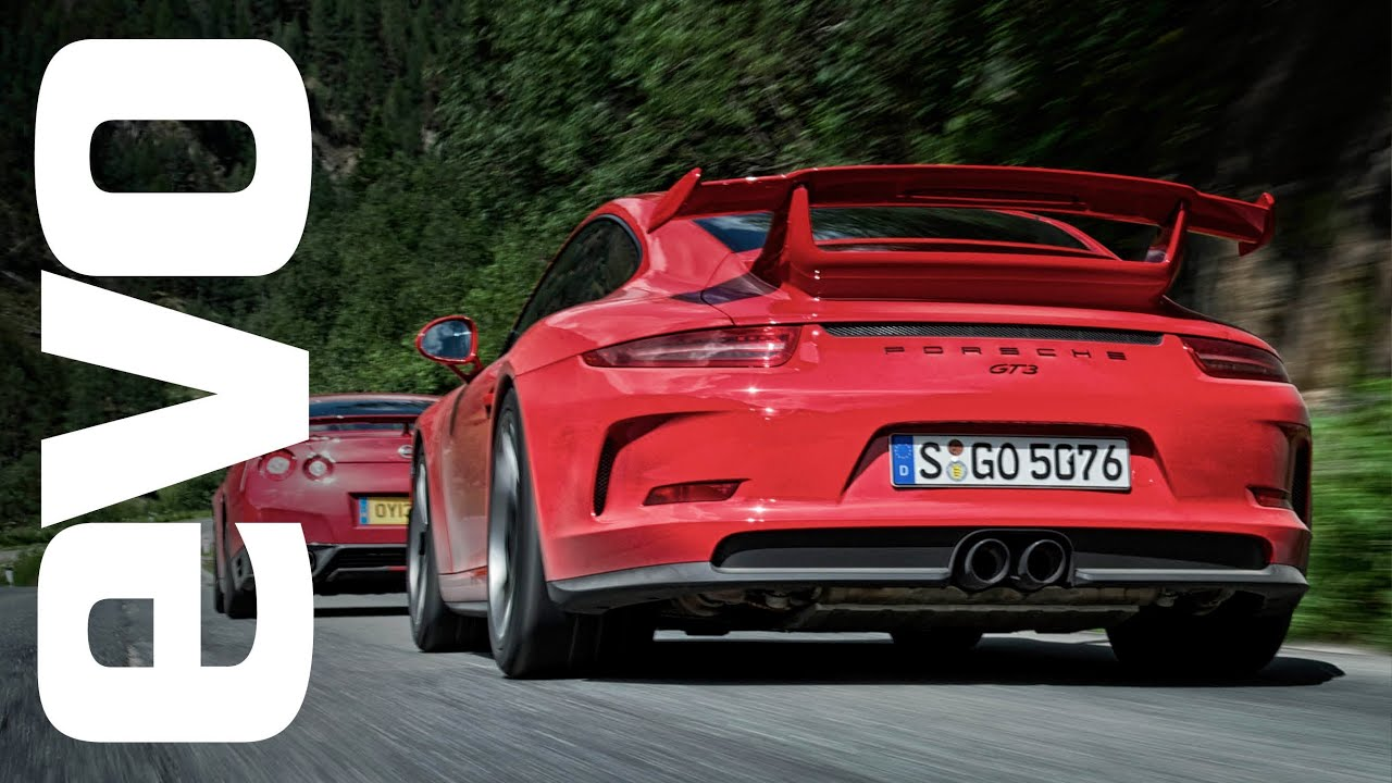 Porsche 911 GT3 | evo REVIEW - YouTube