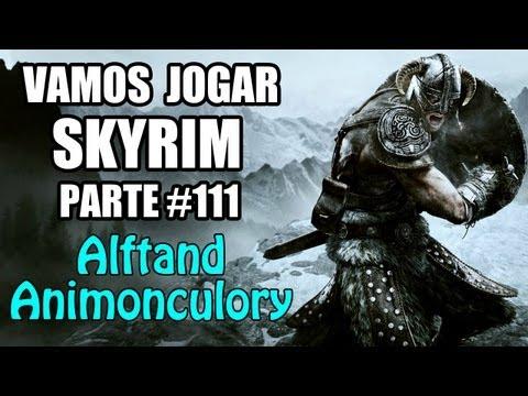 Vamos Jogar Skyrim