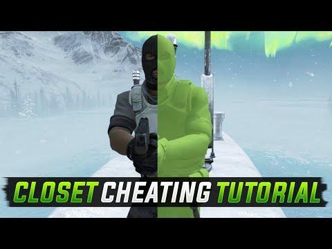 CLOSET Cheating (Tutorial)