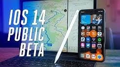 iPadOS & iOS 14 public beta: all the overdue features