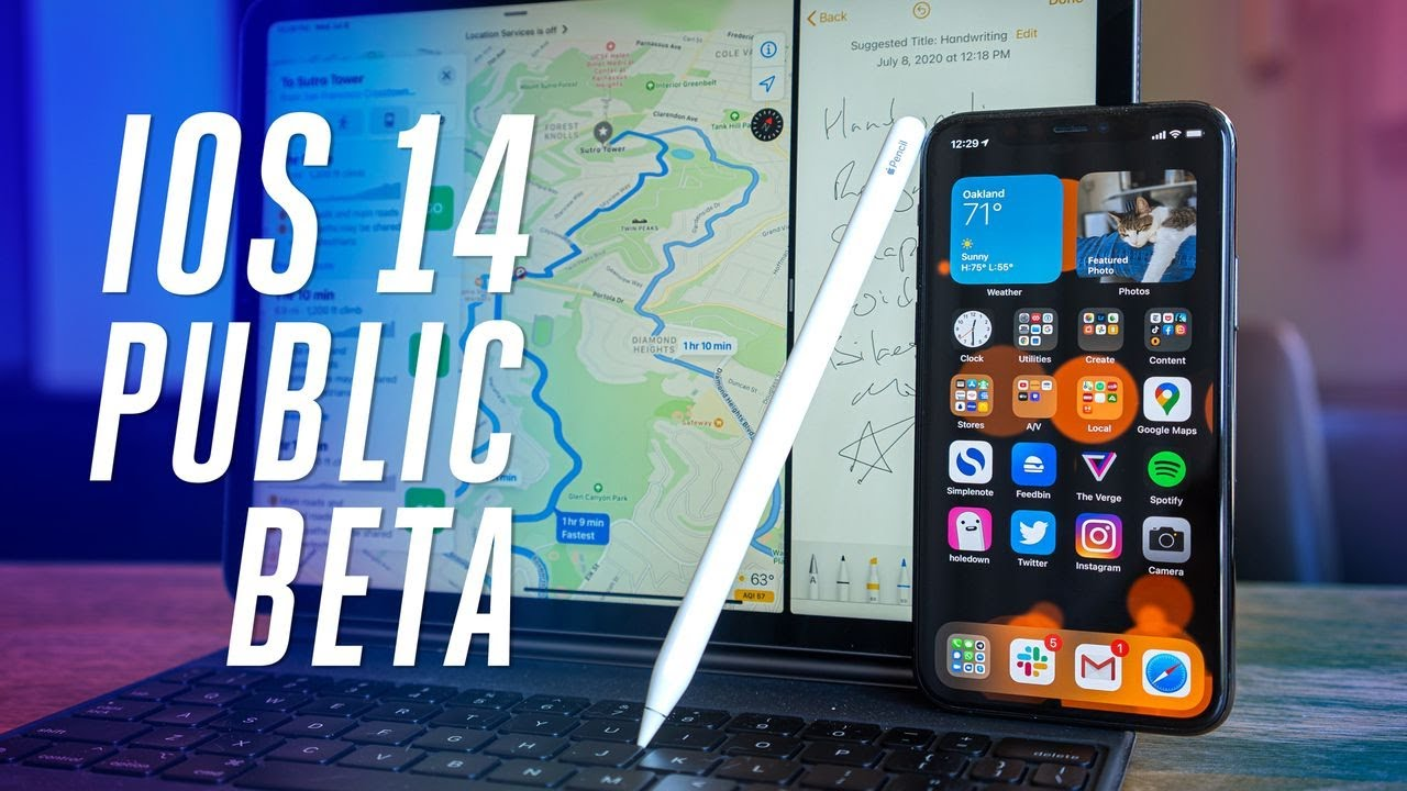 4 reasons not to install the iOS 14 and iPadOS 14 beta right away