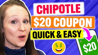 Chipotle Coupon Code 2021: MAX Promo Discount For Free Food! (100% Works)