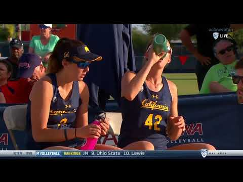 Stetson vs CAL - NCAA Women's Beach Volleyball (April 6th 1018)