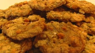 Betty's Salted Butterscotch Oatmeal Cookies