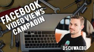 2018 Facebook Video Görüntülemek Kampanya Reklamı Oluşturma