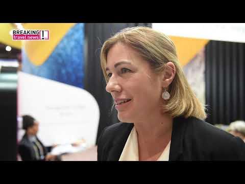 Tolene van der Merwe, hub head, UK & Ireland, South African Tourism