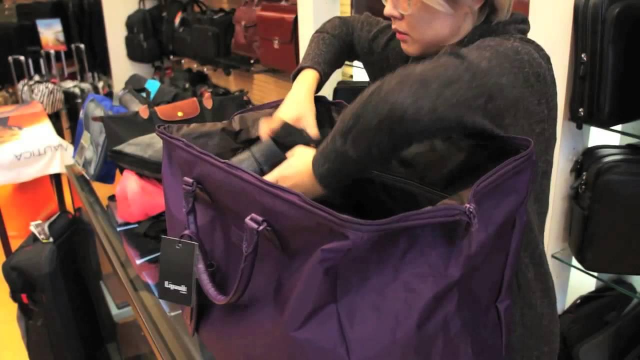 Lipault 2 Wheeled Satchel 24 Capitol Luggage