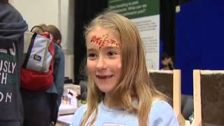 British Science Festival in Newcastle from ITV Tyne Tees