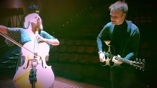 Dan Healy - Say It To Me now (ONCE THE MUSICAL) Ft. Rachel Dawson (Glen Hansard cover)