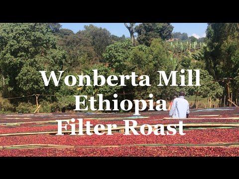 Coffeefusion - Wonberta Mill | Ethiopia | Natural