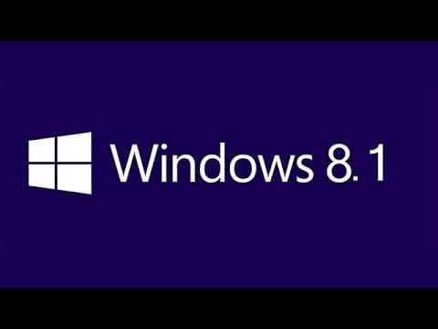 Как установить Windows 8.1?