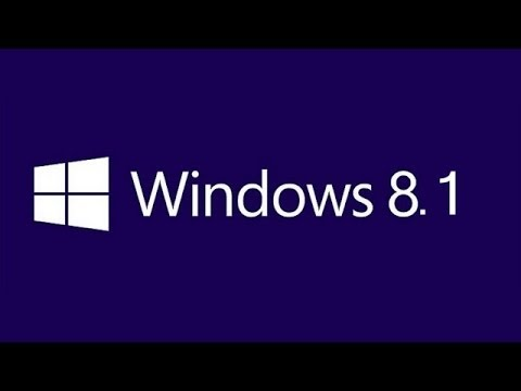 Как установить Windows 8.1?