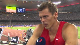 Adam Sebastian Helcelet po prvním dni v Pekingu