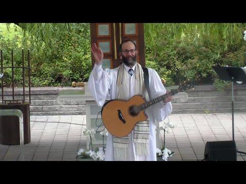 Rosh Hashanah 2020 Children's Service