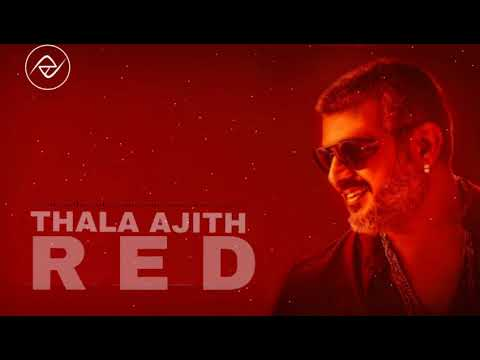 THALA AJITH RED RINGTONE| RED MASS BGM RINGTONE |#RAJU
