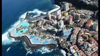 Курортный комплекс Лаго Мартианес Испания Тенерифе