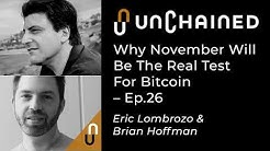 Why November Will Be The Real Test For Bitcoin