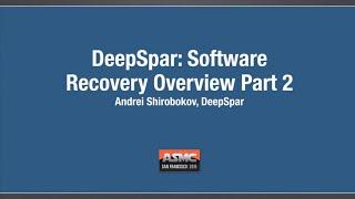 Rapid Drive Tester: free low level HDD diagnostics software. ASMC2015 part 5