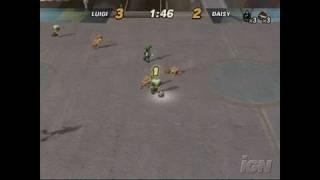 Super Mario Strikers GameCube Gameplay - Gameplay