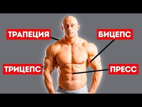 Всего 3 упражнения, в которых работает все тело