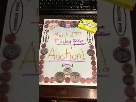 TUESDAY COIN AND SILVER AUCTION