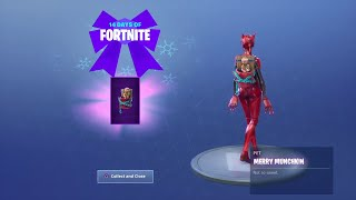 Fortnite 14 days of christmas day 7 rewards (Guide)