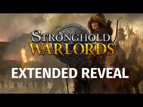 Stronghold: Warlords - E3 Reveal Trailer
