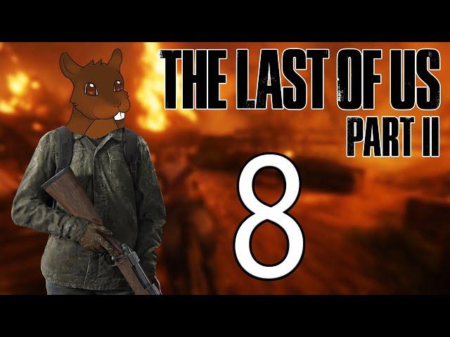 The Island - The Last of Us Part 2 PS4 Pro - Survivor - Gameplay / Walkthrough - EP 8