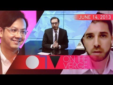 On The Verge: Khoi Vinh talks iOS 7, The Guardian's Spencer Ackerman talks PRISM