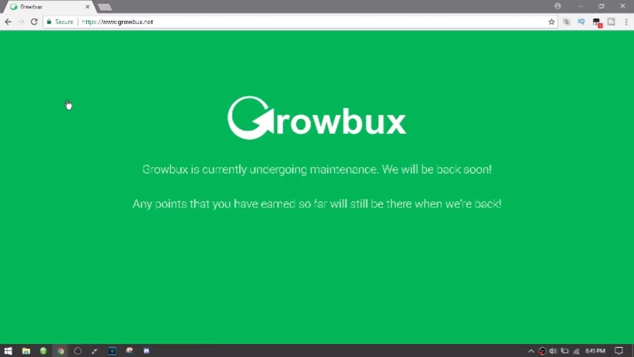 "Earn free robux ""instantly"" with growbux. - YouTube"
